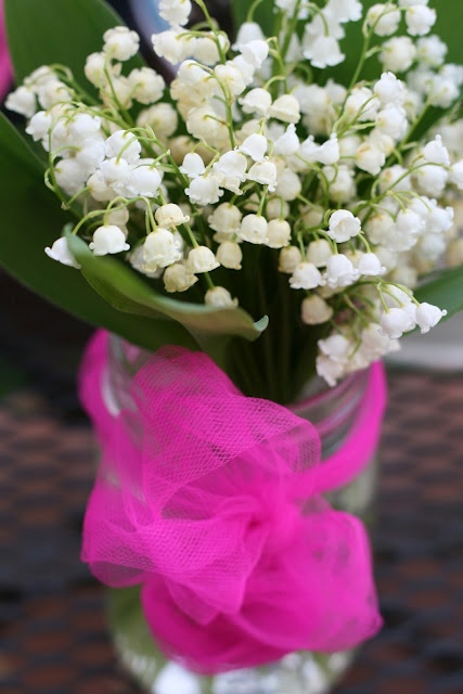 Lily of the Valley - my fav flower