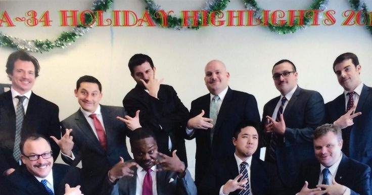 A group of Bronx assistant district attorneys were criticized after the year-old photo surfaced this week.