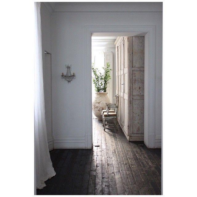 1000 ideas sobre cortinas de granja en pinterest - Cortinas de arpillera ...