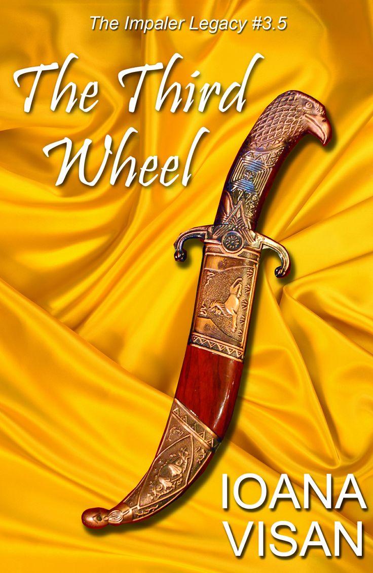 The Third Wheel (The Impaler Legacy #3.5), March 2014 http://www.amazon.com/dp/B00J0CM6CE