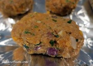 Indian Beef Cutlets (Paleo) - My Heart Beets
