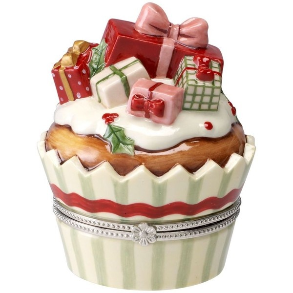 villeroy boch winter bakery decoration holiday gifts cupcake 15 liked on polyvore. Black Bedroom Furniture Sets. Home Design Ideas