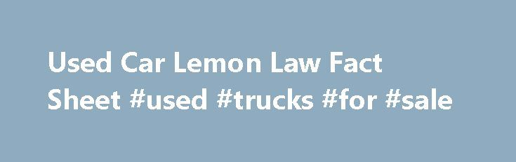 """Used Car Lemon Law Fact Sheet #used #trucks #for #sale http://car.remmont.com/used-car-lemon-law-fact-sheet-used-trucks-for-sale/  #used cars dealer # User menu Google Translation Disclaimer This Google translation feature is provided for informational purposes only. The Office of Attorney General's website is provided in English. However, the """"Google Translate"""" option may assist you in reading it in other languages. Google Translate cannot translate all types of documents, and it may not…"""