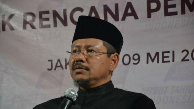 Dituding Terkait dengan ISIS Jubir HTI : Pak Wiranto Berhentilah Memfitnah Hizbut Tahrir