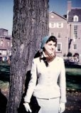 Mom - Schenectady New York - Circa 1954