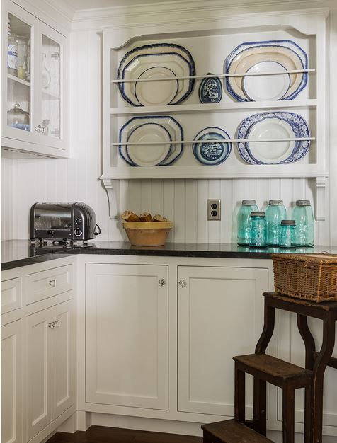kitchen plate rack Carpenter Macneille