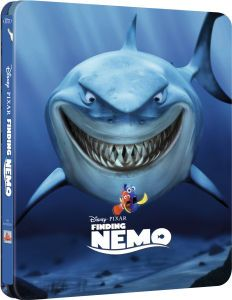 Finding Nemo - Zavvi Exclusive Limited Edition Steelbook (The Pixar Collection #1): Image 1