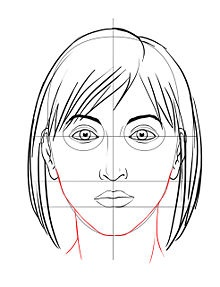 How to Draw a Face: 11 steps (with pictures) - wikiHow