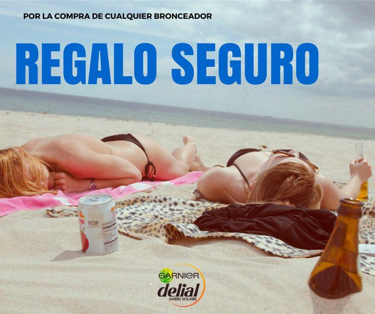 Protege del Sol con Delial y llevate un regalo seguro¡¡¡ promoción válida en todas nuestras tiendas.