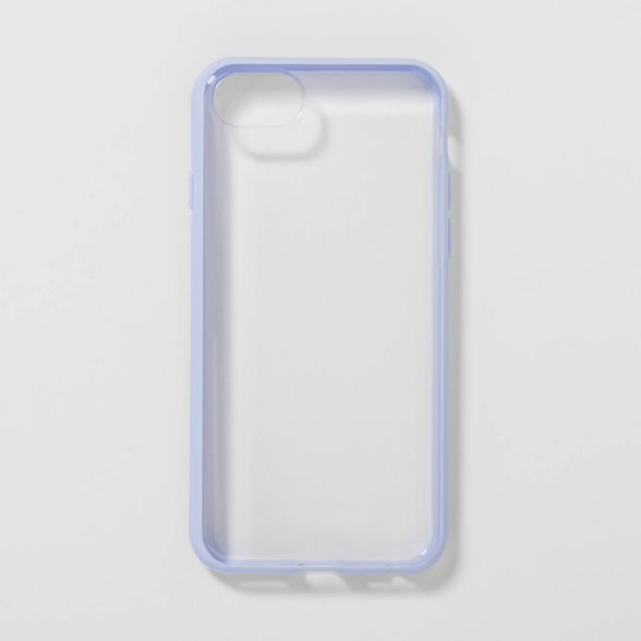 Heyday Apple Iphone 8 7 6s 6 Clear Case With Bumper Frame Target Iphone Phone Cases Apple Phone Case Clear Iphone Case