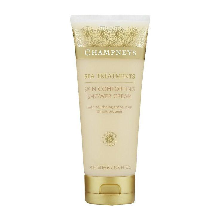 Champneys Skin Comforting Shower Cream - 6.7 oz
