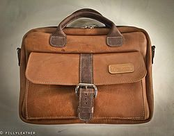 """Anton"" Executive Laptop Bags - Two Tone.  Designed for business!!"