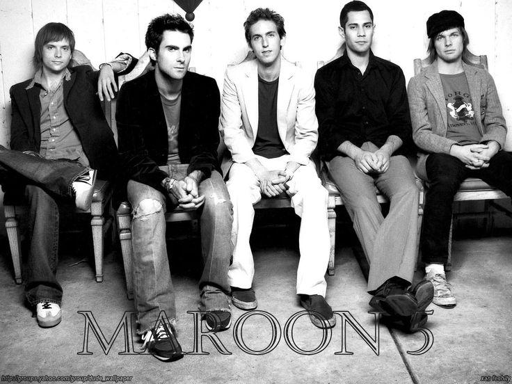 ;) Maroon 5!
