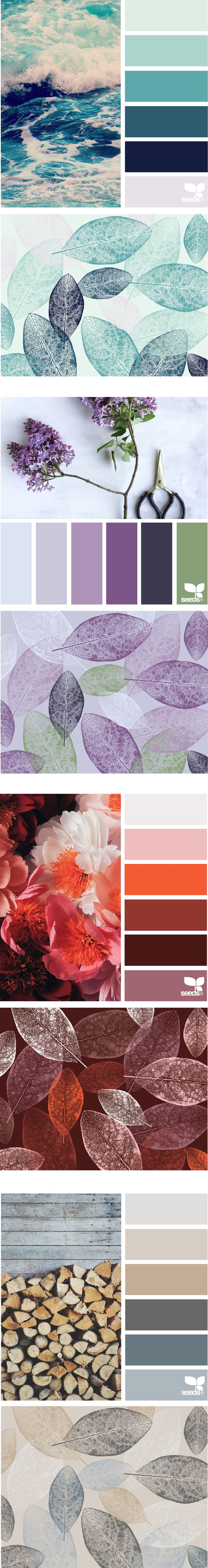Announcing My New Color Class! Enter The Colorful World Of Design Seeds,  And Learn My Process For Using Color Inspired By The Seasons In Inspired  Color: Us