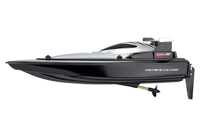 Carrera RC - Race Boat Black (301012) - Carrera RC - Race Boat Black (301012) #rc-boot #rc-modelle #carrerarc