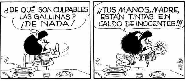 Pin by Andrea Anaya on mafalda | Mafalda quotes, Inspirational phrases, Humor