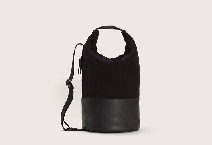 Large Navy Bag