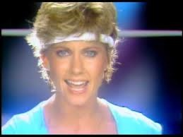 Let's get Physical! Physical!  Head your headbands and leg warmers on, people!
