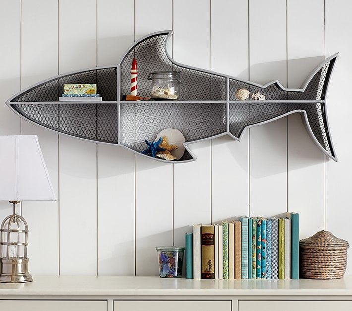 Shark Shelf - 99 Best Images About Boys Room On Pinterest