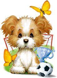 Printable - Dog - Ruth Morehead