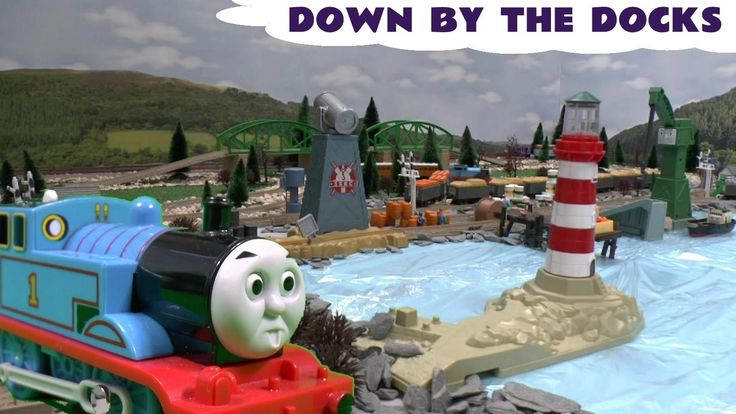 trackmaster cranky at the docks instructions