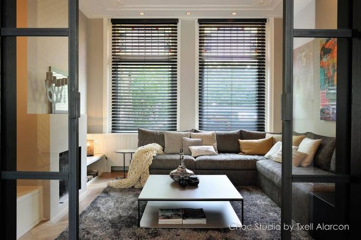 25 beste idee n over studio interieur op pinterest studio appartementen appartement indeling - Keuken witte laquee ...