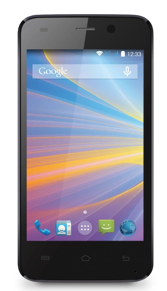 Smartphone VERO N402 4'' Dual Sim με 2 καλύματα Μαύρο και Άσπρο με 56.90€ | PcShopping.gr