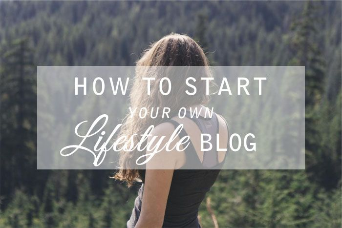 How To Start a Lifestyle Blog - Complete Beginner's Guide | Wonder Forest: Design Your Life.