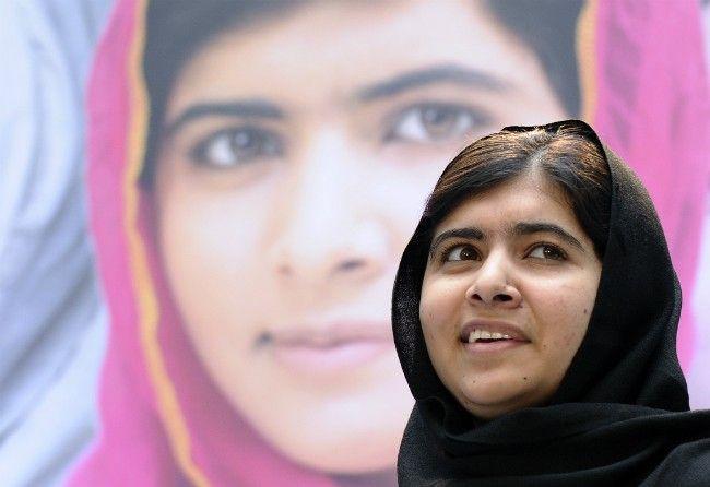 Malala simpatiza con el joven que irrumpió en la entrega del Nobel   animalpolitico.com