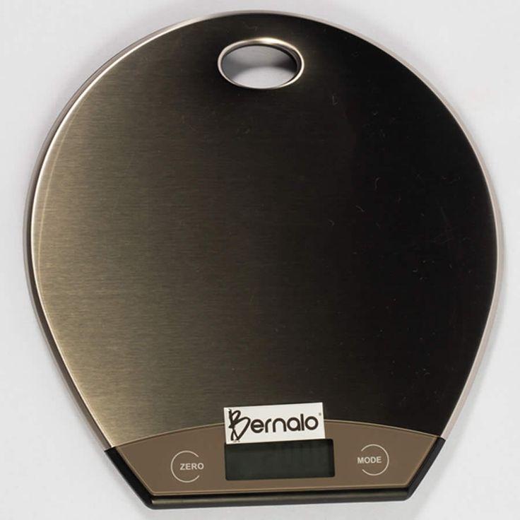 $69.900 Balanza Digital de Cocina en Acero Inoxidable con Capacidad de 5kg.