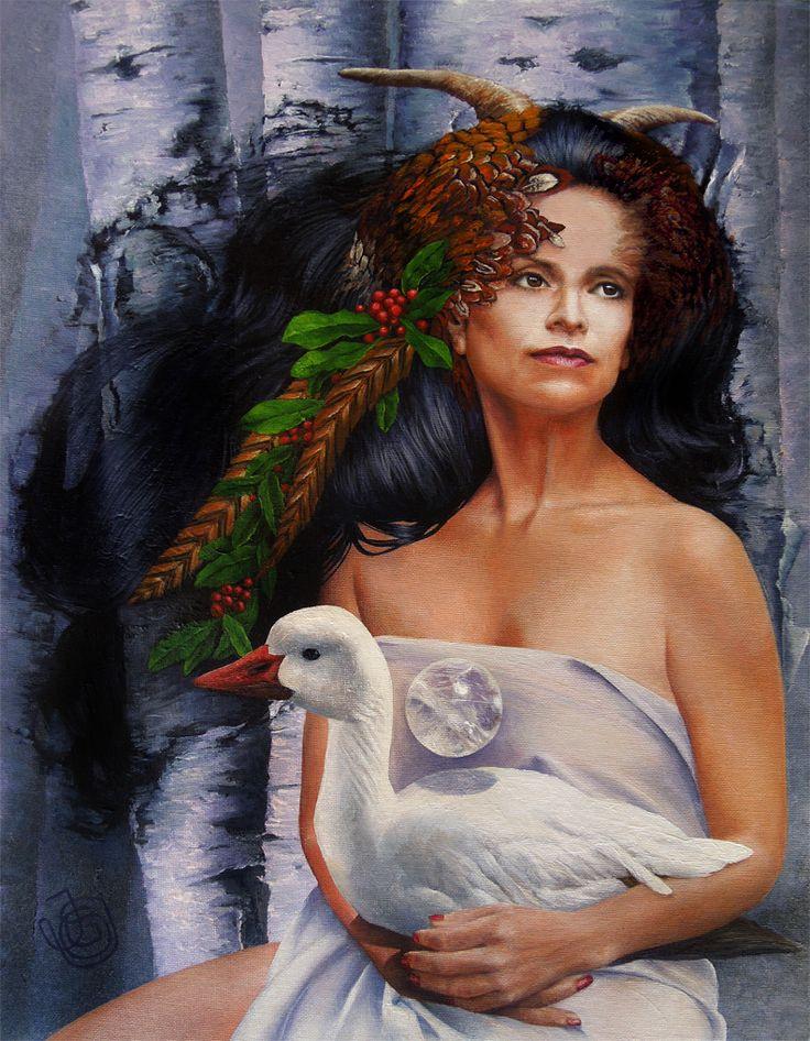 capricorne par Johanna Uribes