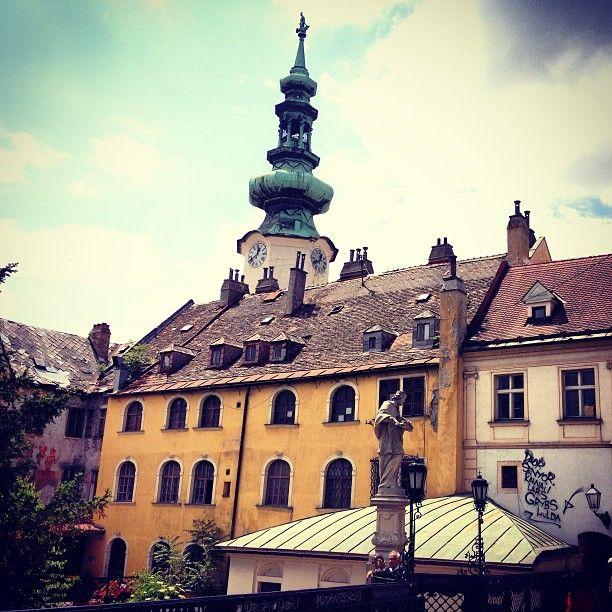 Prasna Basta ( #Bratislava Old Town) by frederico_amaral_