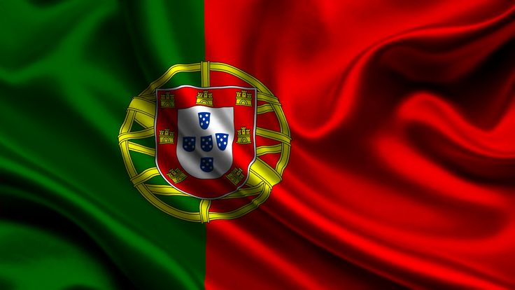 awesome Portugal Flag Hd Wallpaper