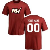 Youth Miami Heat Design-Your-Own Short Sleeve T-Shirt- - NBA Store