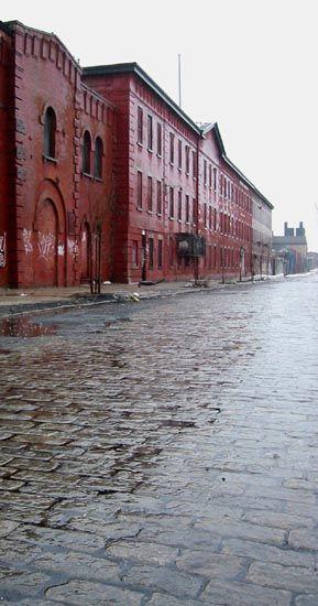 Red Hook Brooklyn