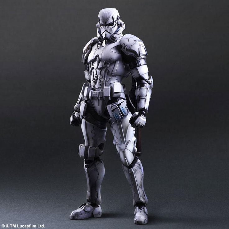 E se a Square Enix tivesse feito o design de Star Wars? | Design Culture