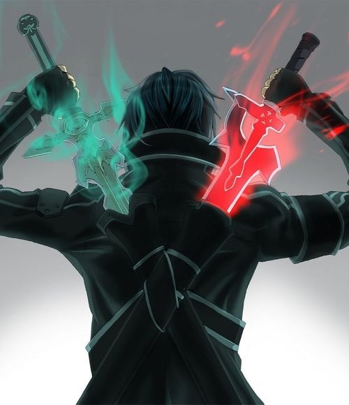 Guess who? Ill give you a hint: he is the only player who can solo a boss and live to tell the tale .