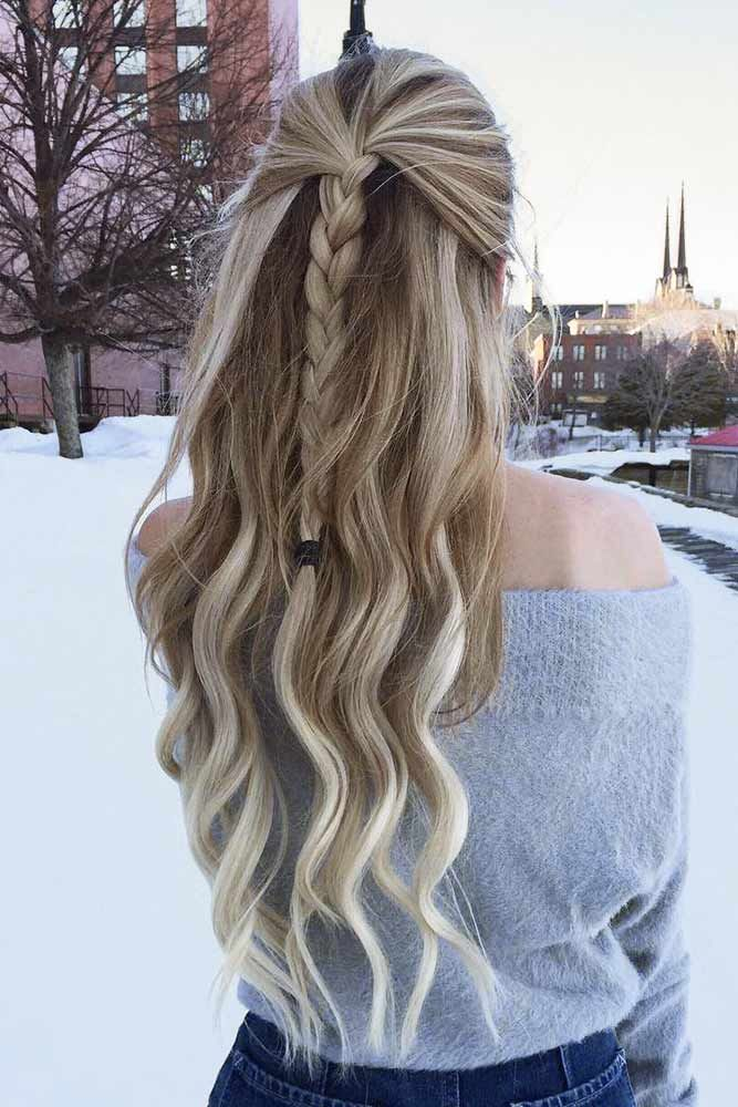 Winter hair colors are something that can save our perfect look, even when we are buried in layers of warm clothes up to our noses. If you are a lady of style and courage, then you have come to the right place. #winterhair #hairstyles #haircolors