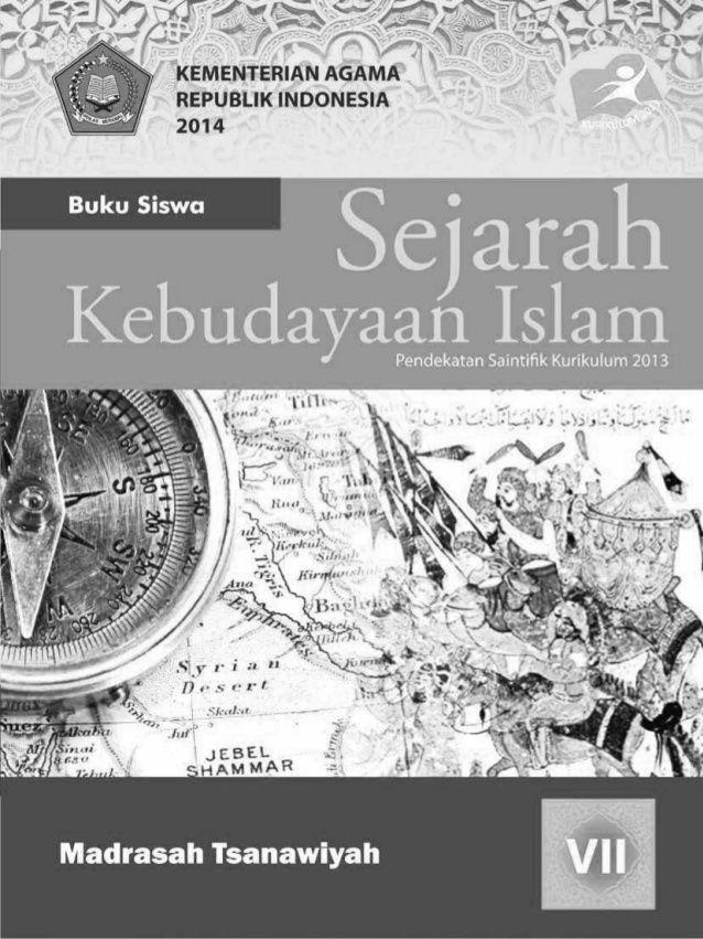 Sejarah Kebudayaan Islam Kurikulum 2013 i