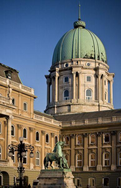 Buda Castle, Budapest (by Rex Maximilian)