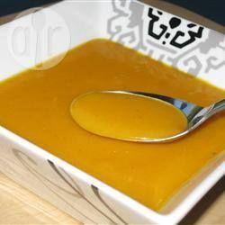 Potage crémeux de carottes et patates @ qc.allrecipes.ca