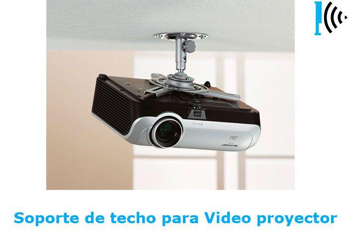 Mira Soportes de techo para vídeo beam en nuestro portafolio en linea:  http://telonescolombia.com/Catalogo-de-pantallas-de-proyeccion-para-video-beam-Telones-Colombia.html