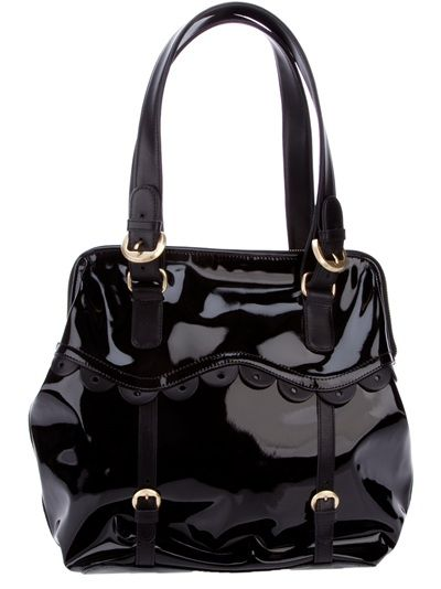 Black tote from See by Chloé