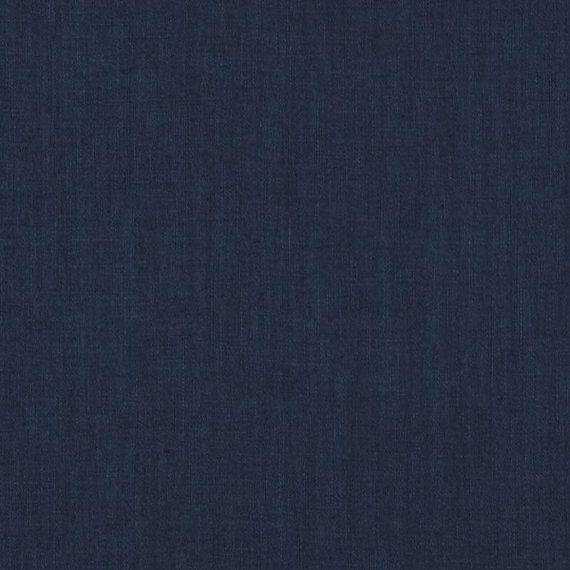 Navy Blue Linen Fabric Dark Blue Linen Curtain Material
