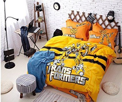 45 Best Transformers Bedding Images On Pinterest Bed