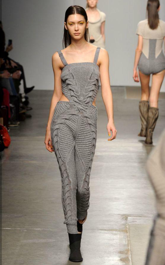 knit Grandeur: VPL F/W 2012