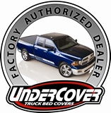Undercover truck bed cover.  Paintable, Lightweight for your Truck.  Authorized US Distributor.