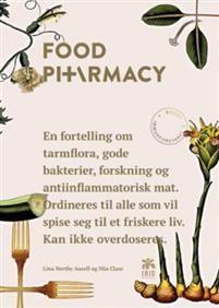 Å leve et så friskt liv som mulig er i stor grad koblet til hva du spiser. Forfatternes populære blogg, Food Pharmacy, handler om akkurat det. Nå kommer også boken om hvordan du kan spise den sunneste og mest antiinflammatoriske maten, og alt serveres upretensiøst med en god porsjon humor. Dette er en fortelling om inflammasjon, tarmflora, slemme og snille bakterier, vitenskaplige studier, hypokondri, metaanalyser, gurkemeie og antiinflammatorisk mat - forklart på en mer tilgjengelig måte…