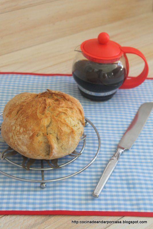 Cocina compartida: Pan de trigo de Xavier Barriga