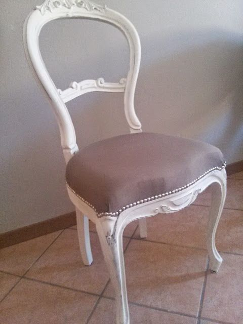 Top Oltre 25 fantastiche idee su Sedie shabby chic su Pinterest  RE48
